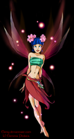 My personal fairy by Ermy