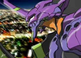 Evangelion Unit 01:ReSPECTs by siamgxIMA