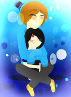 .:OTP:. Bubble Huggles by ArtAquatic