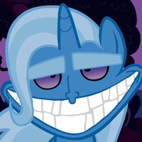 Trixie feels naaaaughty... by MrBarthalamul