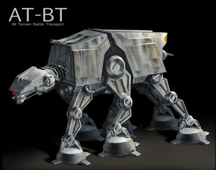 AT-BT by Hazelrothjason