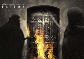 Attacking the House of Syeddah Fatima by mustafa20