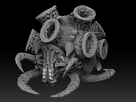 Acidtube Sculpt (Tremulous) by Dandoombuggy