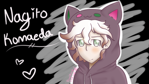HOPE BOI NAGITO by SmolFancyChild