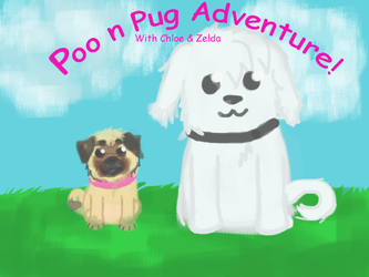 Poo n Pug Adventures! by NightsWarriors