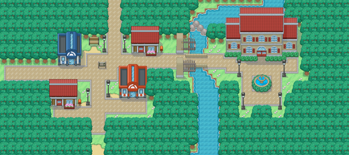A Wealthy Town in the Country! by Minorthreat0987