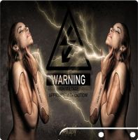 Warning Ps3 console skin by BlazesCreations