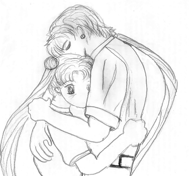hugged to  you by Crystalkou