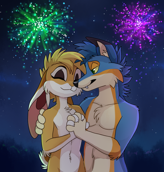 A Decade with you by Skeleion