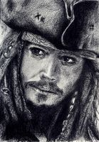 Captain JACK SPARROW. by borovka666