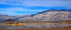 Panamint Springs by Toniasis