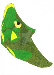 Metapod by Azure-Dragon-Seiryu