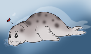 Seal by johndimplechester