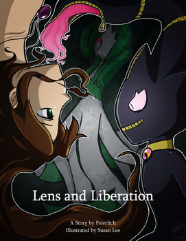 POKEMON: Lens and Liberation Fan Fiction Cover by Su5anLee