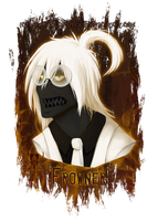 Gift : Frowner by MutantParasiteX