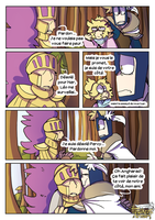The Feathers Armory: page 50 (FR) by StarFaky