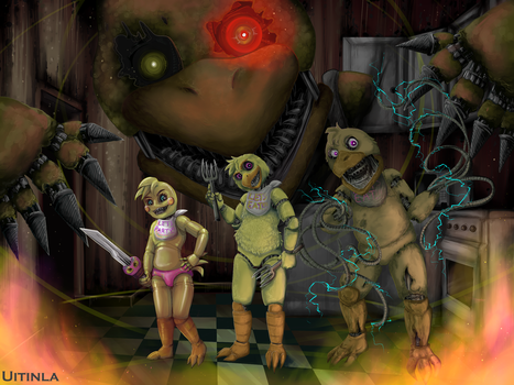 Ultimate Chica picture by Uitinla