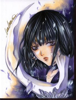 Sailor Saturn by Giname