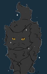 Healed [Yellowfang] by thelilcatus