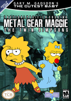 Metal Gear Maggie by Gazmanafc