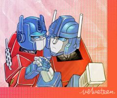 Truck Brothers by velveteen2006