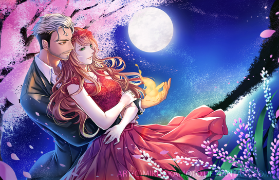 CM: Persephone and Hades by MikiTakamoto