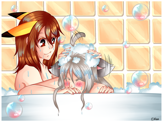 [M.I] ChiPy Bath Time by Niranei