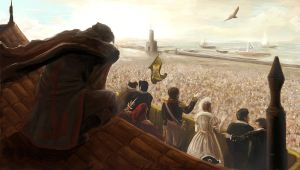 Assassin's Creed Brazil: O Dia do Fico by Fabvalle
