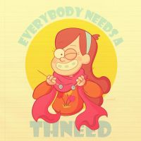 everybody needs a thneed by Wickfield