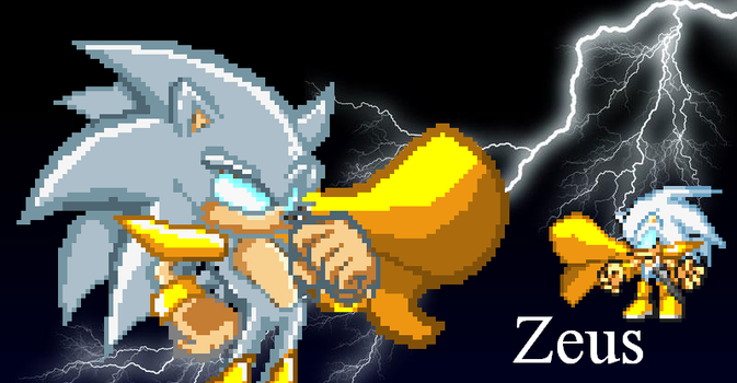 Revamped Zeus the Mystichog by masterMAN209