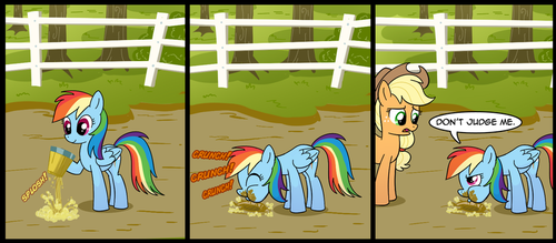 I'm in yer farm eating yer dirt by CSImadmax