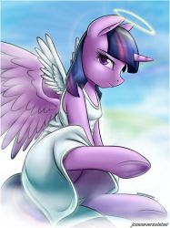 Twilight Angelical [Commission] by jotacos