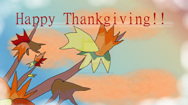 Happy Thanksgiving by TheReptilianGeneral