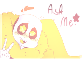 ASK STARBERRY! | OPEN | HOMEPAGE by Noioo