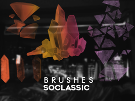 BRUSHES SOCLASSIC by SoClassic