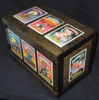 Box 55. Garbage Pail Kids 2. Frontal Top Right by WesleyYoung