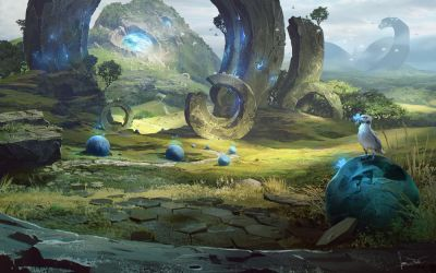 ethereal-plains-signed M by jameswolf