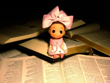 Doll: Books by ministryofgirl