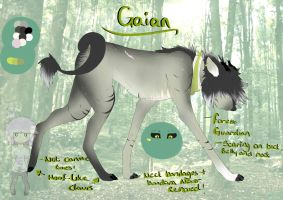 Gaian -Temporary Ref by High-Class-Trash
