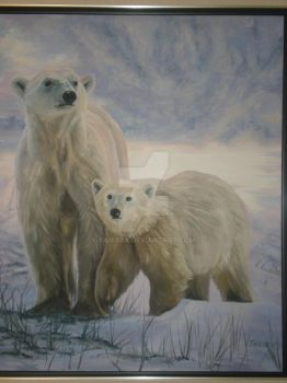 Polar Bears by Famara