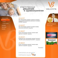 Valenta Pharmaceuticals by inok