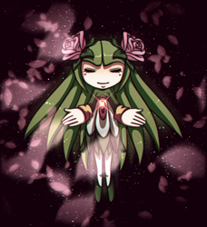 Cosmo the Seedrian by Ami-Dark