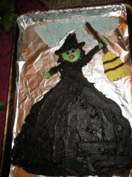 Wicked Gingerbread by Erik-of-Music