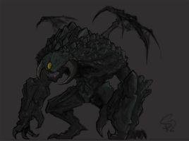 Roshan the Immortal by Halycon450