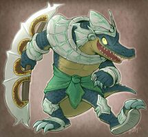 Renekton by GaelRice