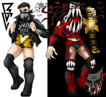 Two Faces of Balor by Hlontro
