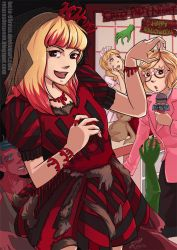 HALLOWEEN   Crazy Party Night by Lucia-95RduS