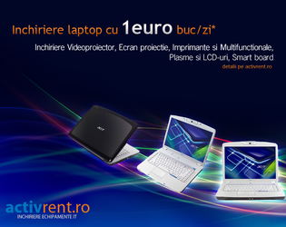 activrent.ro banner by NicaChristian