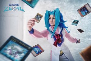 Zexal: Cards by Aster-Hime