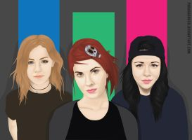 Female Fronted Band by ParaSadness